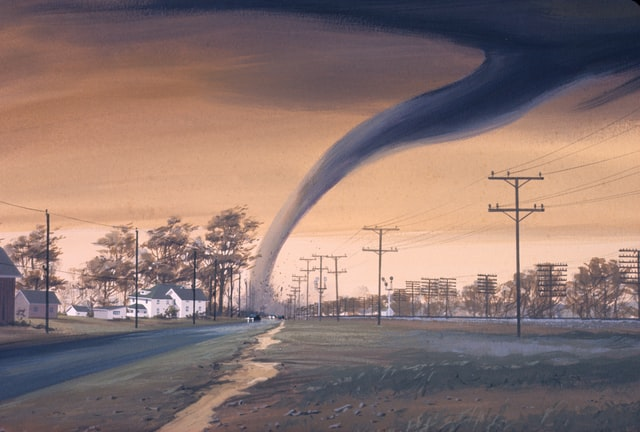 Litigation Proof: Tornado